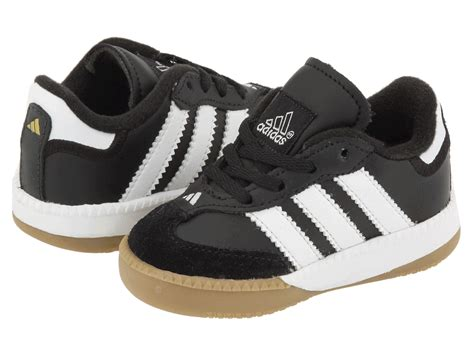 adidas kids shoes adidas kids samba 174 millennium core infant toddler