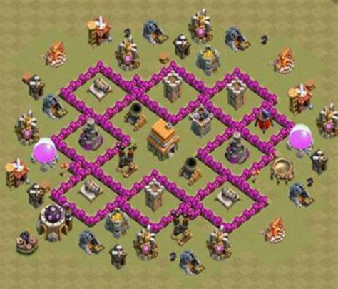 clash of clans town hall 45 6 base layouts youtube all best town hall 6 base ever coc th 6 bases th6 anti