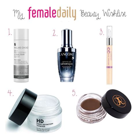 Daftar Serum Lancome my daily wishlist glowlicious me