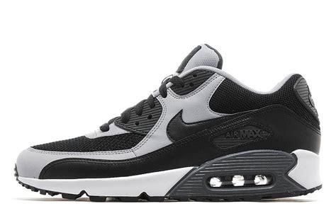 Nike Airmax One Black Grey nike air max 90 black grey sneaker bar detroit