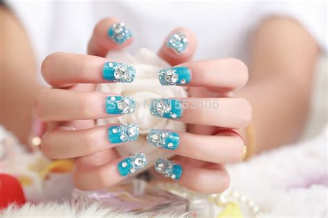 design nails online french tip fake nails for kids online get cheap nail art
