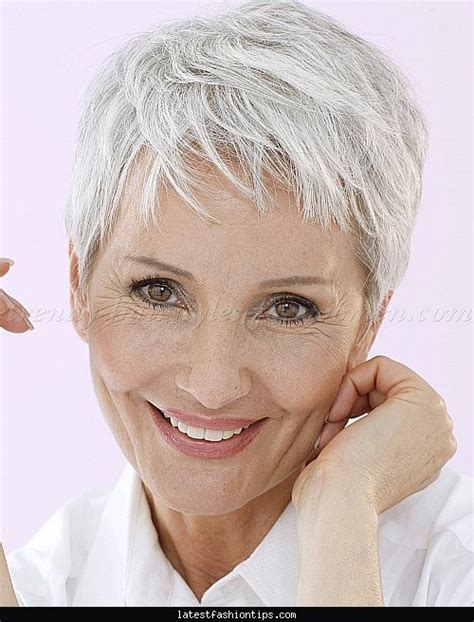 hairstyles for men over 60 with gray hair short hair cuts for gray hair best short hair styles