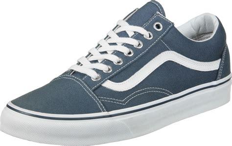 Oldskool Blue vans skool shoes blue