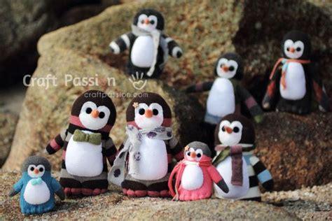 diy sock penguin 20 sock animals you ll to make