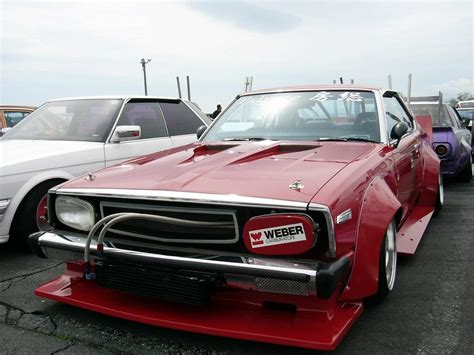 japanese cars popular bosozoku cars nissan skyline c210 japan banpei net
