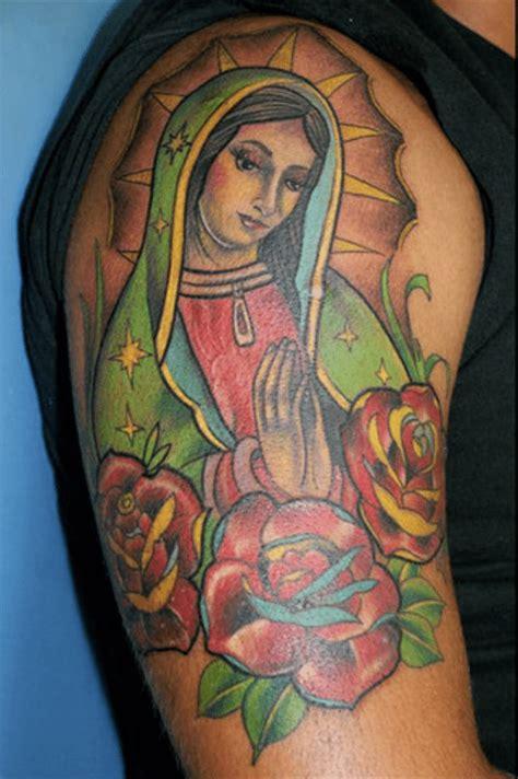 imagenes tatuajes de la virgen maria tatuajes de virgen de guadalupe