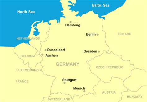 germany in europe map great deals and guides to europe germany