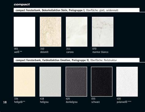innenfensterbank werzalit compact blende fensterbank profi - Werzalit Fensterbank Farben