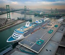 Car Rental Los Angeles Cruise Port Cruises Leaving From Port Of Los Angeles And Port Of