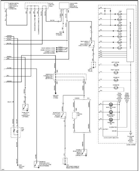 2002 honda cr v wiring diagram roof fuse box and wiring