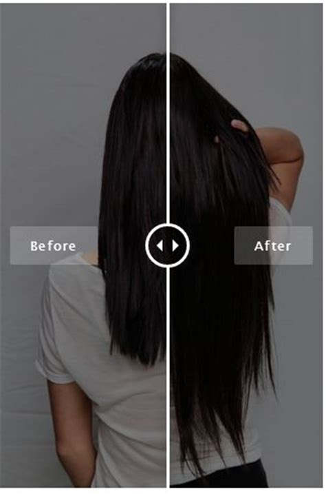 bellami hair extensions for black women before and after using bellami hair extensions in off
