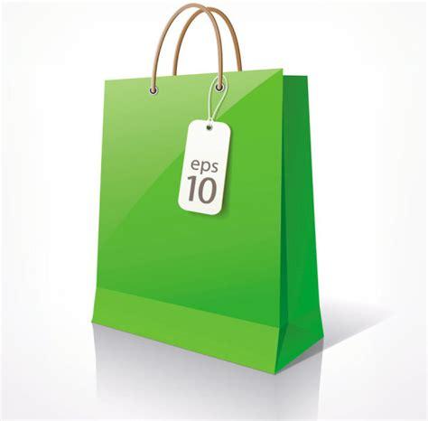 Shopping Bag Free Vector Color Paper Shopping Bags Design Vector Free Vector In Encapsulated Postscript Eps Eps