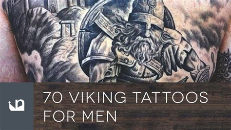 viking tattoos for men 70 viking tattoos for