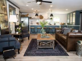 Upper Living House Plans hgtv fixer upper brick house is old world charm for newlyweds