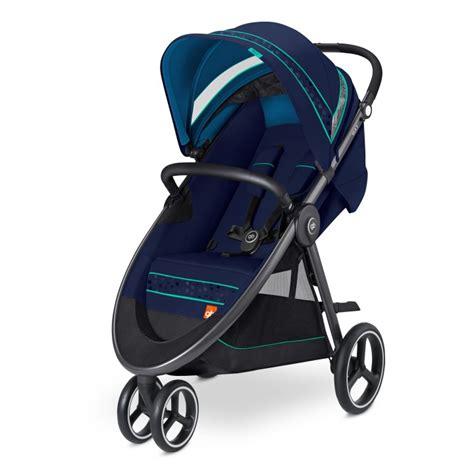 Gb Stroller 008 Q Fold Blue gb sila 3 stroller free shipping