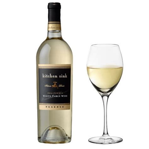 Kitchen Sink Wine Kitchen Sink White Wine Lorrie S Wine And Food World Wine Review Kitchen Sink California White