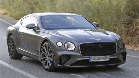 cars like bentley 2019 bentley continental gt speed top speed