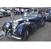 1948 Triumph Roadster Photos Informations Articles