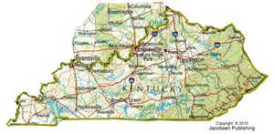 best photos of kentucky state road map kentucky state