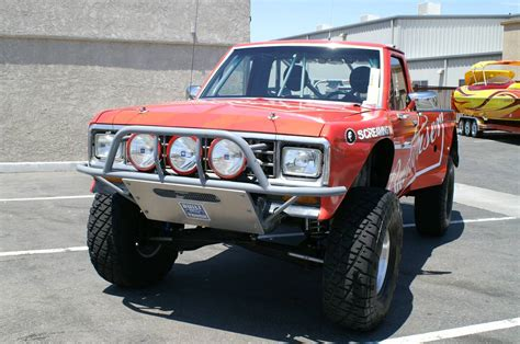 ford ranger prerunner bangshift com money no object this 1983 ford ranger