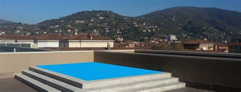 piscina in terrazza quadrilocale con terrazza e piscina b4 abitare plus