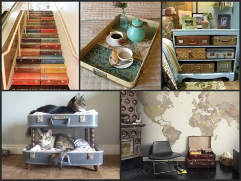 what s old is new and upcyclded vintage at latelierhomevan 30 day adventures upcycled furniture ideas repurposed old suitcases youtube