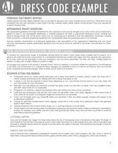 Casual Dress Code Policy Template by Search Results For Business Casual Attire For