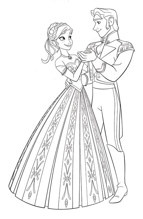 coloring pages disney princess frozen disney frozen coloring pages to download