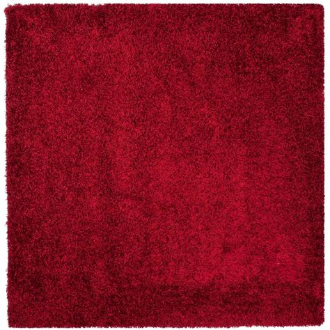 rug square safavieh monterey shag 5 ft x 5 ft square area rug sg851r 5sq the home depot