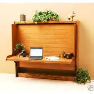 Special price oak hidden desk murphy wall bed ebay item