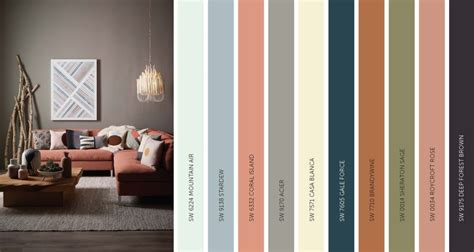 sherwin williams 2017 2017 paint color trends for your home design aw