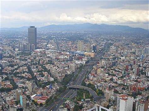 imagenes urbanas de mexico areas metropolitanas