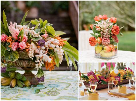 infuse your tropical wedding with local fruit bajan wed