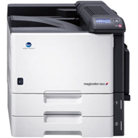Printer A3 Konica Minolta konica minolta magicolor 8650dn a3 colour laser printer