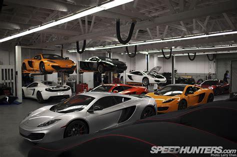 exklusive garagen mclaren p1 004 speedhunters