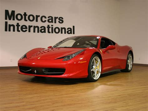 how to sell used cars 2010 ferrari 458 italia instrument cluster 2010 ferrari 458 italia