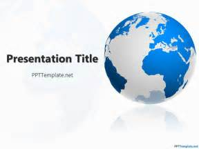 powerpoint templates gratis free earth ppt template