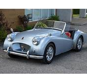 The Triumph TR Cars – TR2