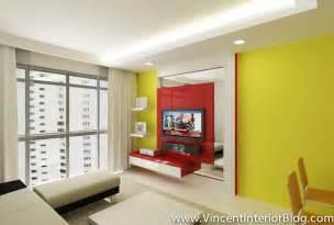 Punggol 4 room hdb 207 living room