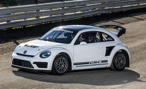 bug volkswagen 2015 volkswagen reveals more potent 2015 beetle rallycross car