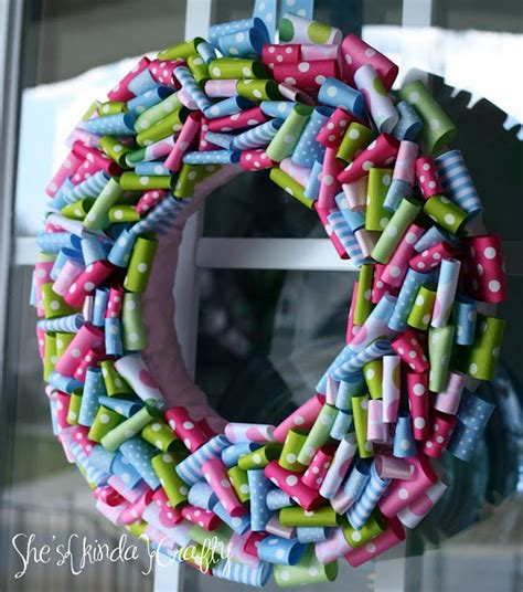 spring wreaths to make top 5 crafty spring wreaths