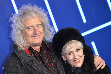 brian may young gwilym lee anita dobson finds gwilym lee irresistible as husband