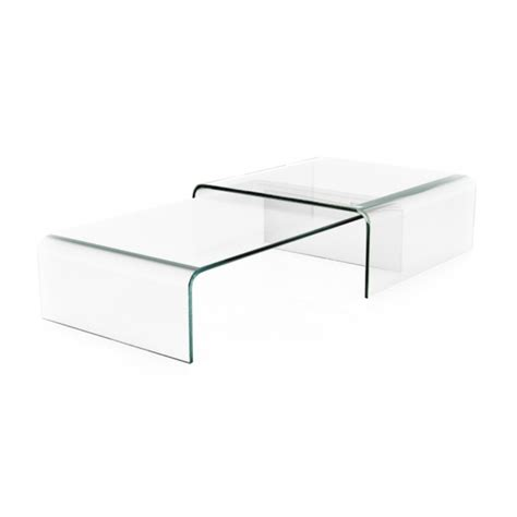 table basse gigogne en verre table basse en verre boconcept ezooq