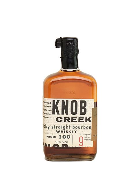 Knob Creek Distillery by Whisky Knob Creek Bourbon 50 Maison Du Whisky