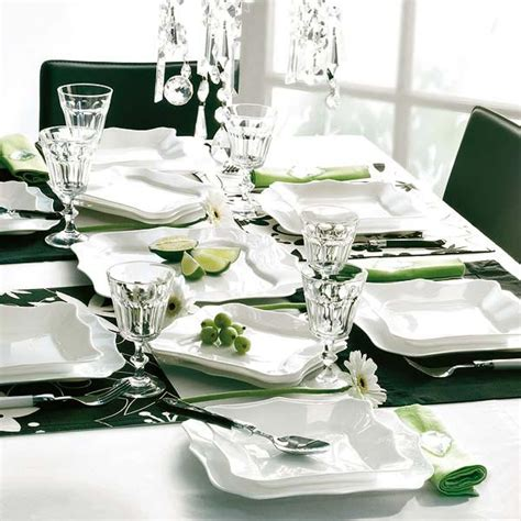 Dining Table Settings Decorations 18 Dinner Table Decoration Ideas Freshome