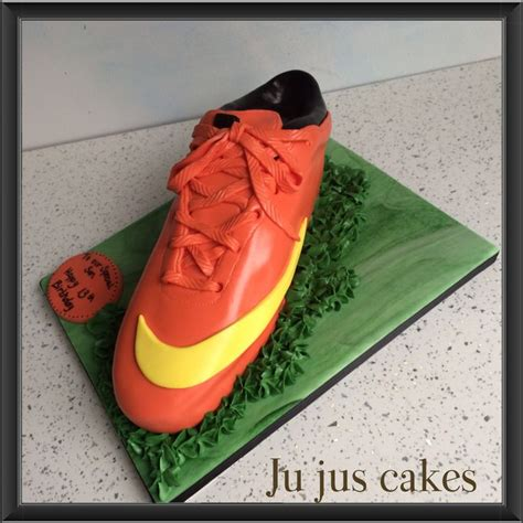 football shoe cake 16 best images about boys soccer on