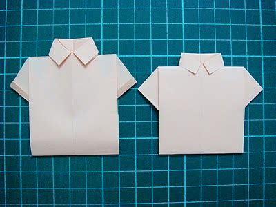 Easy Origami Shirt - easy origami shirts 2018