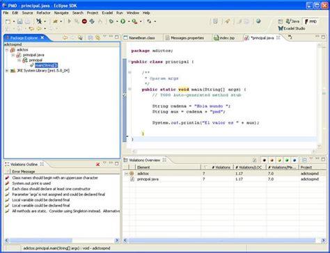 tutorial html com pmd eclipse tutorial newhairstylesformen2014 com