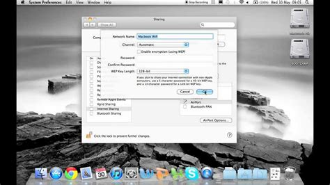 youtube tutorial on macbook air how to make macbook pro a wifi hotspot tutorial youtube