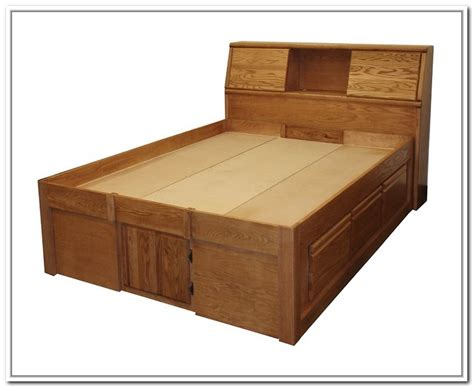 Build Platform Bed With Drawers by Building Platform Bed With Storage Drawers New